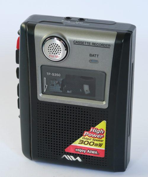 Walkman Aiwa TP-S350