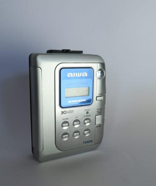 AIWA HS-TX426