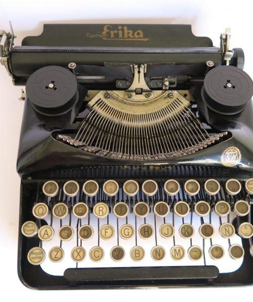 Maquina de escribir Erika 5