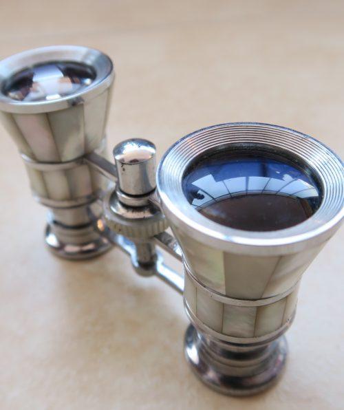 Binocular primático