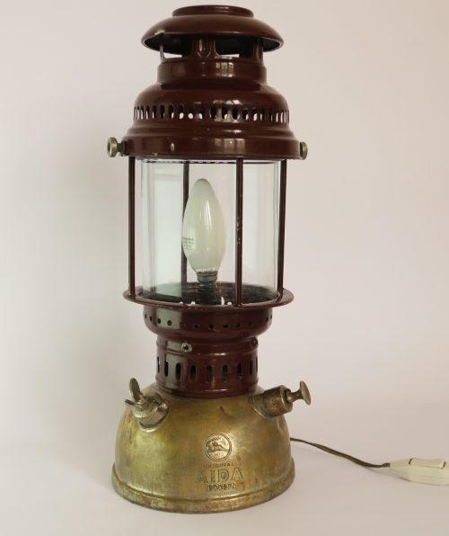 lampara parafina cafe