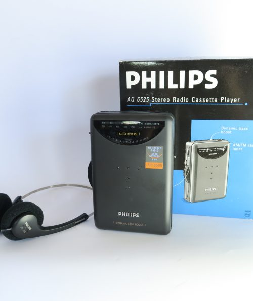 PHILIPS AQ 6525 PERSONAL CASSETTE