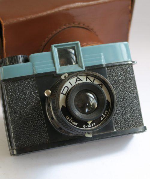 Camera Diana 151 120 film 2
