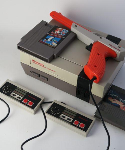 Nintendo NES Action Set