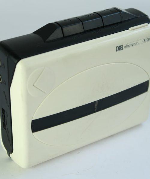 Personal Cassette Elite electronic CR5007 1
