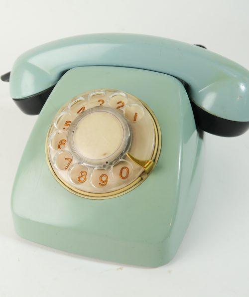 Teléfono celeste