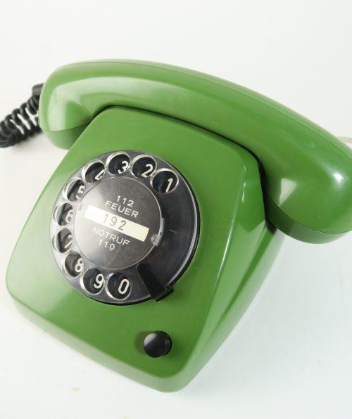 Telefono Alemán